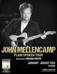 John Mellencamp: Plain Spoken Live From The Chicago Theatre-DVD