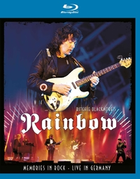 Ritchie Blackmore's Rainbow - Memories In Rock: Live In Germany-Blu-Ray