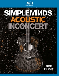 Simple Minds - Acoustic In Concert Live)-Blu-Ray
