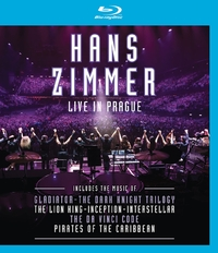 Hans Zimmer - Live In Prague-Blu-Ray