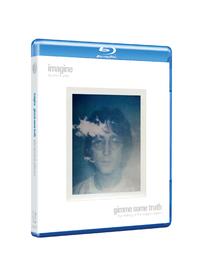 John Lennon & Yoko Ono - Imagine & Gimme Some Truth (Remastered)-Blu-Ray