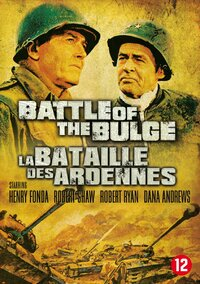 Battle Of The Bulge-DVD