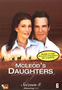 McLeod's Daughters - Seizoen 8 Deel 1-DVD