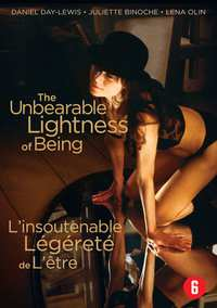The Unbearable Lightness Of Being-DVD