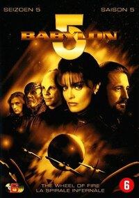 Babylon 5 - Seizoen 5-DVD