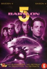 Babylon 5 - Seizoen 4-DVD