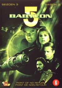 Babylon 5 - Seizoen 3-DVD