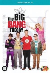 The Big Bang Theory - Seizoen 2-DVD