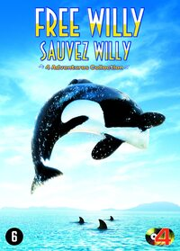 Free Willy 1-4 Collection-DVD