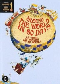 Around The World In 80 Days-DVD