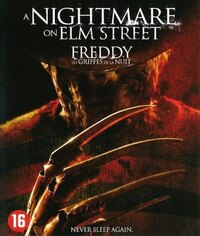 Nightmare On Elm Street-Blu-Ray