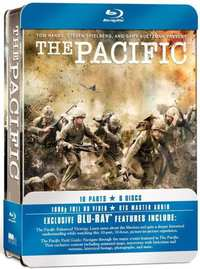 The Pacific Tin Pack-Blu-Ray