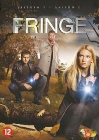 Fringe - Seizoen 2-DVD