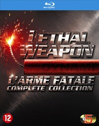 Lethal Weapon Complete Collection-Blu-Ray