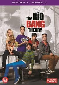 The Big Bang Theory - Seizoen 3-DVD