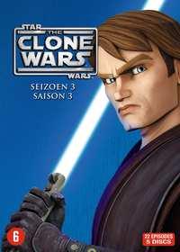 Star Wars Clone Wars - Seizoen 3-DVD