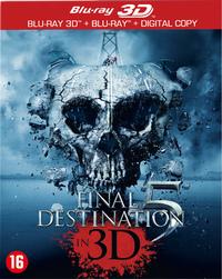 Final Destination 5 (2D+3D Blu-Ray)-Blu-Ray