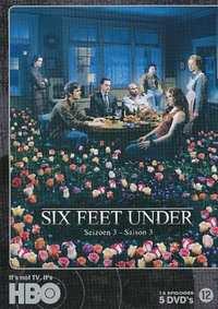 Six Feet Under - Seizoen 3-DVD
