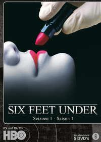 Six Feet Under - Seizoen 1-DVD