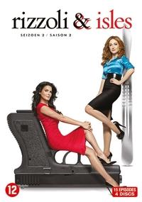 Rizzoli & Isles - Seizoen 2-DVD