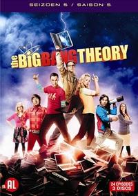 The Big Bang Theory - Seizoen 5-DVD