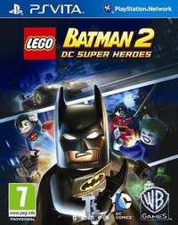 Lego: Batman 2 - DC Superheroes-PS Vita