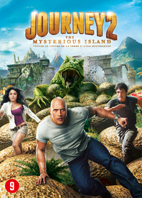 Journey 2 - The Mysterious Island-DVD