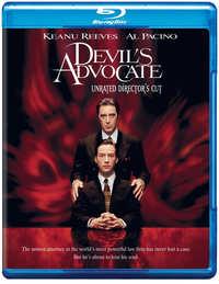 The Devil's Advocate-Blu-Ray