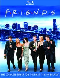 Friends - De Complete Serie-Blu-Ray