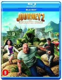 Journey 2 - The Mysterious Island-Blu-Ray