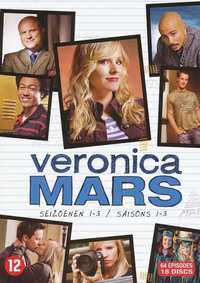 Veronica Mars - Complete Collectie-DVD