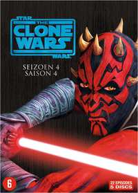Star Wars Clone Wars - Seizoen 4-DVD