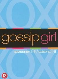 Gossip Girl - Seizoen 1-5-DVD