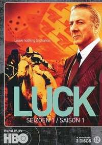 Luck - Seizoen 1-DVD