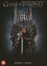 Game Of Thrones - Seizoen 1-DVD