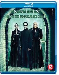 The Matrix Reloaded-Blu-Ray