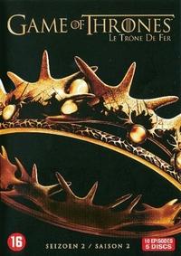 Game Of Thrones - Seizoen 2-DVD