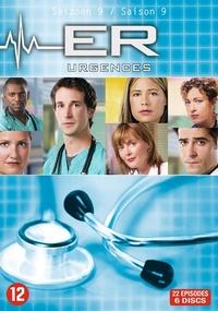 E.R. - Seizoen 9-DVD