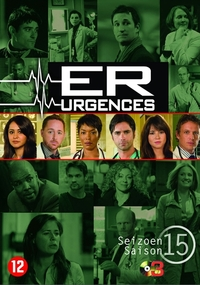 E.R. - Seizoen 15-DVD