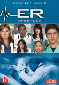 E.R. - Seizoen 14-DVD
