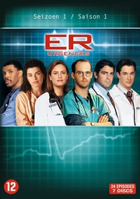 E.R. - Seizoen 1-DVD