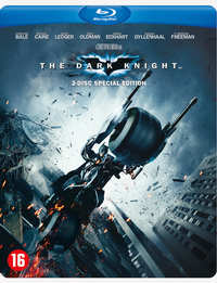 The Dark Knight-Blu-Ray