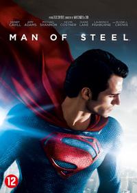 Man Of Steel-DVD