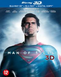 Man Of Steel (3D En 2D Blu-Ray)-3D Blu-Ray