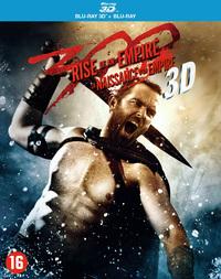 300 - Rise Of An Empire (3D En 2D Blu-Ray)-3D Blu-Ray