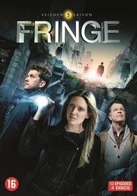 Fringe - Seizoen 5-DVD