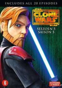 Star Wars Clone Wars - Seizoen 5-DVD