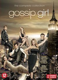 Gossip Girl – De Complete Collectie-DVD
