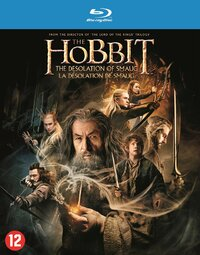 The Hobbit - The Desolation Of Smaug-Blu-Ray