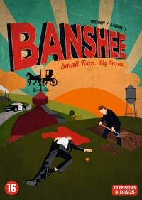 Banshee - Seizoen 2-DVD